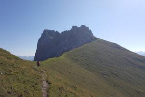 Gehrenspitze Berglauf