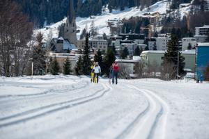 City-Trail Davos