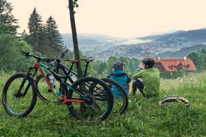 Kleiner Silberberg (MTB / E-Bike)