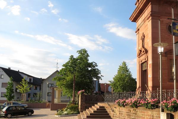 Engelberg großheubach parken kloster Gottesdienstordnung