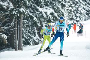 Davos Nordic Weltcupstrecke