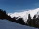 Erste Blicke auf die bekannten Praxmarer Skitourengipfel